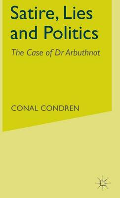Satire, Lies and Politics: Case of Dr.Arbuthnot