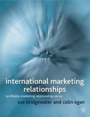 International Marketing and Relationships