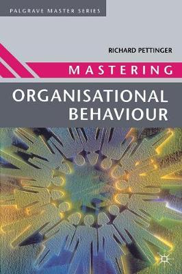 Mastering Organisational Behaviour