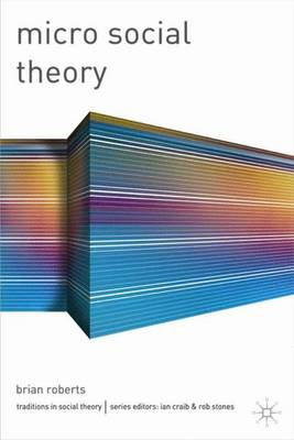 Micro Social Theory