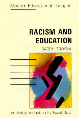 Racism and Education: Research Perspectives