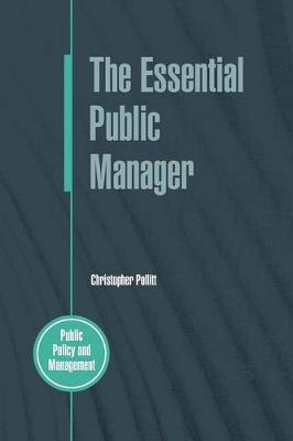 Essential Public Manager, Sc