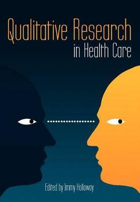 Qualitative Research In Health, Sc
