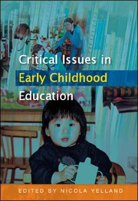Critical Issues In Early Childhd Ed, Sc