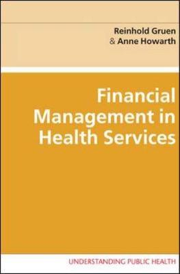 Financial Management In Health, Sc