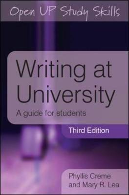 Writing At University 3E, Sc