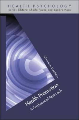 Health Promotion: Psychosocial Appr, Sc