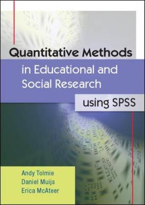 Quantitative Methods in Educational and Social Research