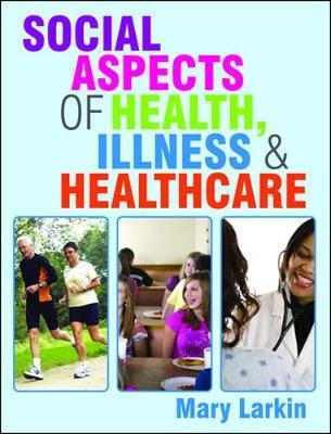 Social Aspects Of Health, Illness, Sc