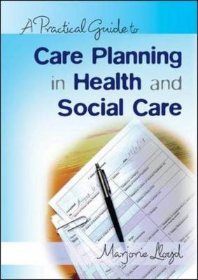 Practical Guide To Care Plan, Sc