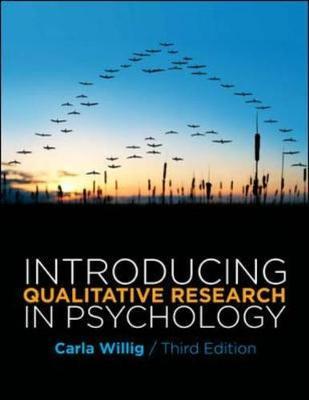 Introducing Qualitative Research, Sc 3E
