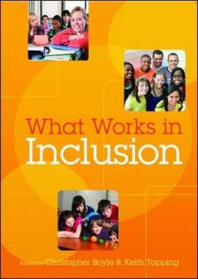 What Works In Inclusion?, Sc