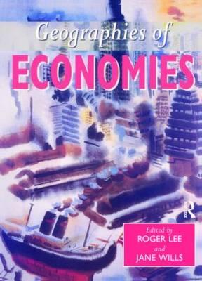 Geographies Of Economies