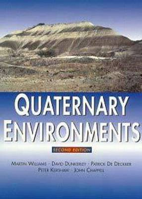 Quaternary Environments - Second Edition