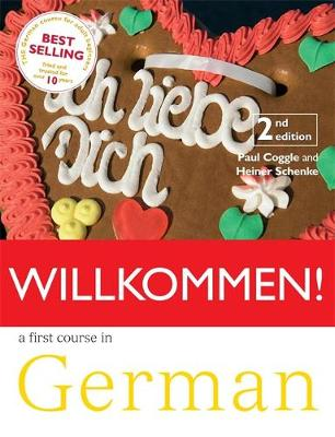 Willkommen: A German Course for Adult Beginners: Student Book