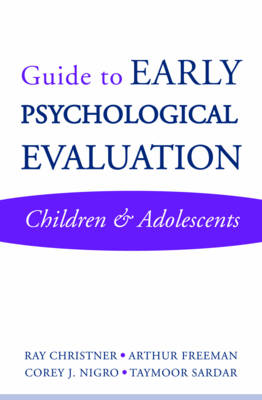 Guide to Early Psychological Evaluation: Children and Adolescents
