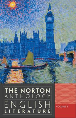 The Norton Anthology of English Literature: v. 2