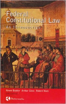 Federal Constitutional Law: An Introduction