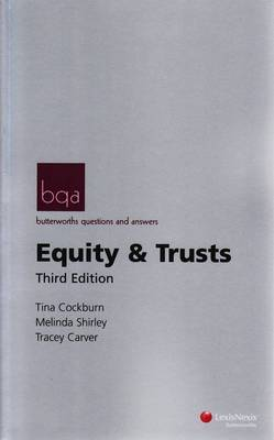 Equity and Trusts: Equity and Trusts