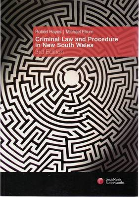 Criminal Law and Procedure in NSW