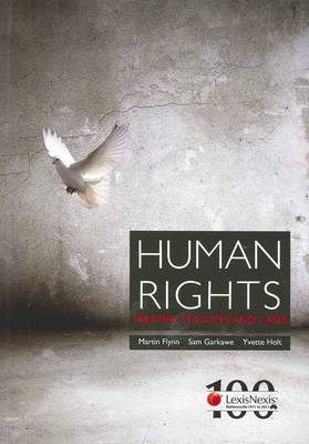 Human Rights: Treaties, Statutes and Cases