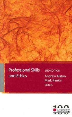 Professional Skills and Ethics