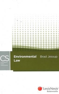 Environmental Law: Environmental Law