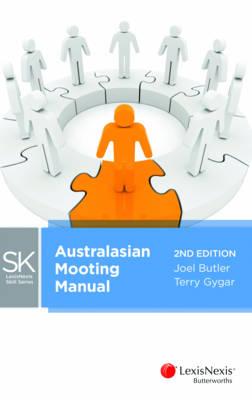 Australasian Mooting Manual