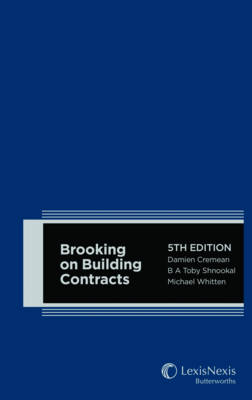 Brooking on Building Contracts