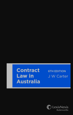Contract Law in Australia