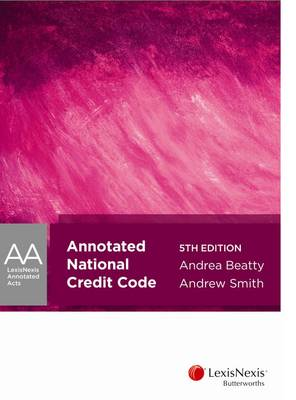 Annotated National Credit Code