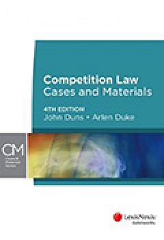 Competition Law: Cases and Materials
