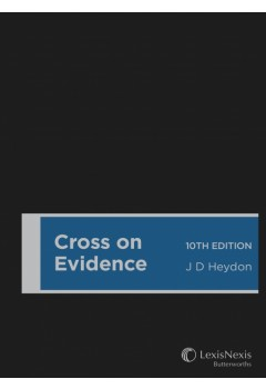 Cross on Evidence