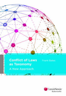Conflict of Laws as Taxonomy: A New Approach
