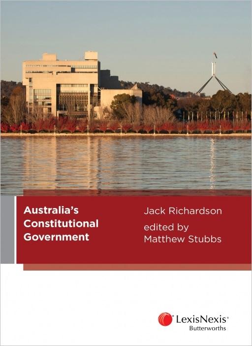 Australia's Constitutional Government