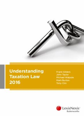 Understanding Taxation Law 2016