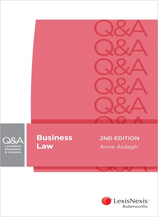 Lexisnexis Questions and Answers Business Law