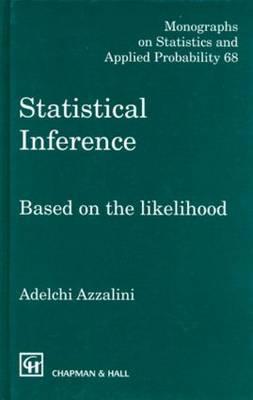 Statistical Inference Based on the Likelihood