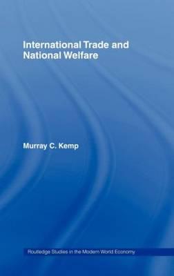 International Trade and National Welfare