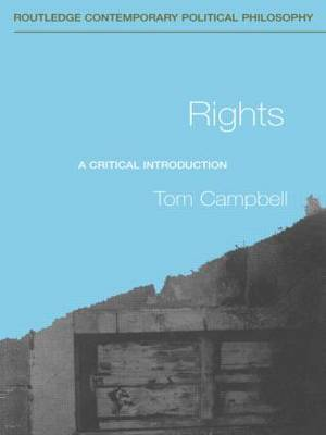 Rights: A Critical Introduction