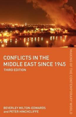 Conflicts in the Middle East Since 1945