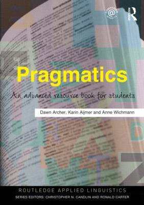 Pragmatics: An Advanced Resource Book for Students
