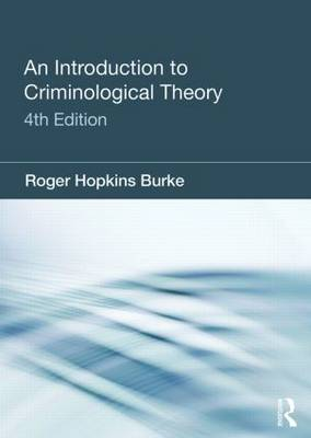An Introduction to Criminological Theory 4th Edition