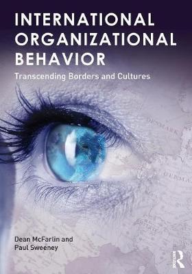 International Organizational B ehavior