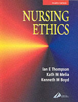 Nursing Ethics 4ed
