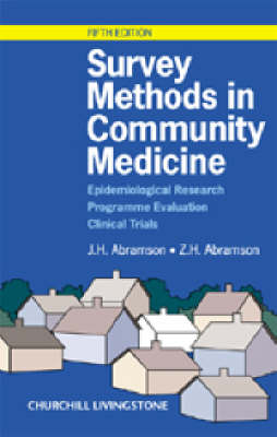Survey Methods In Community Medicine 5ed