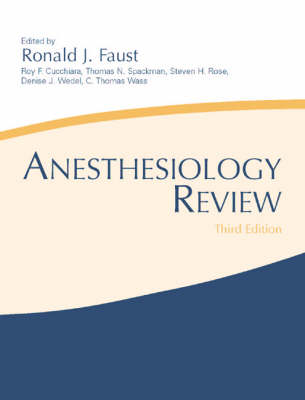 Anesthesiology Review