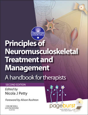 Principles of Neuromusculoskeletal Treatment and Management: A Handbook for Therapists with PAGEBURST Access