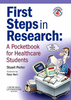 First Steps in Research: A Pocketbook for Healthcare Students