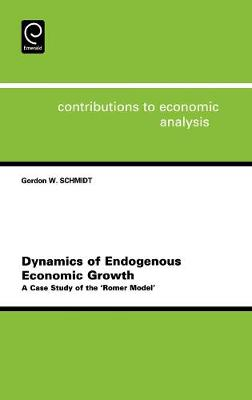 Dynamics of Endogenous Economic Growth: A Case Study of the Romer Model